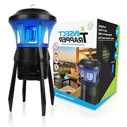Livin' Well No Zap Mosquito Trap - 3 in 1 Indoor/Outdoor UVA